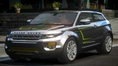 Range Rover Evoque PSI L6 для GTA 4