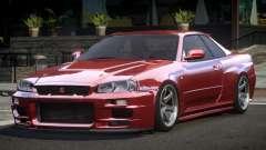 Nissan Skyline GS R-Tuning для GTA 4