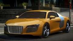 Audi R8 BS V1.1 для GTA 4