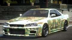 Nissan Skyline GS R-Tuning L2 для GTA 4