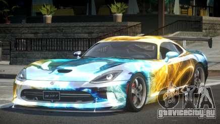 Dodge Viper Qz L5 для GTA 4