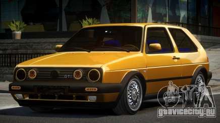 Volkswagen Golf GST-I для GTA 4