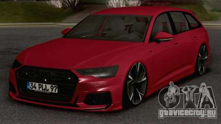 Audi A6 Avant S-Line для GTA San Andreas