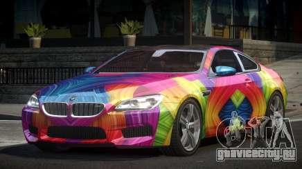 BMW M6 F13 GS PJ10 для GTA 4