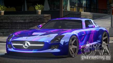Mercedes-Benz SLS SP-A L1 для GTA 4