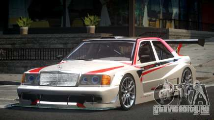 Mercedes-Benz BS Evo2 L10 для GTA 4