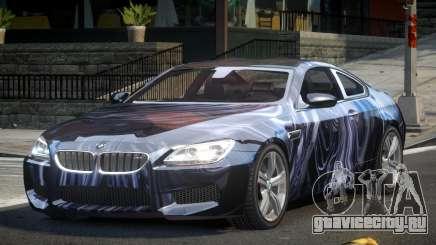 BMW M6 F13 GS PJ6 для GTA 4