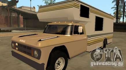Dodge D-100 1968 для GTA San Andreas