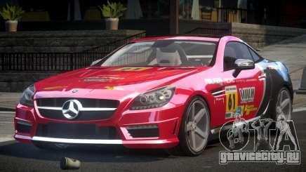 Mercedes-Benz SLK GST ES L1 для GTA 4