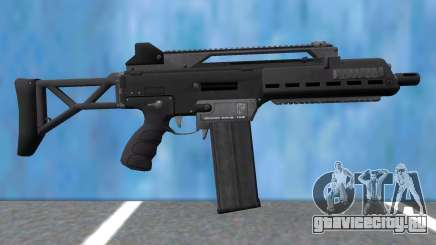 GTA V Special Carbine Extended Mag для GTA San Andreas