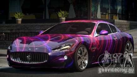 Maserati GranTurismo GS L10 для GTA 4