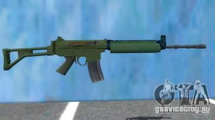 PAYDAY 2 AK5 для GTA San Andreas