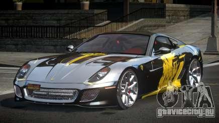 Ferrari 599 GTO Racing L7 для GTA 4