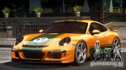 RUF RGT-8 SP Racing L6 для GTA 4