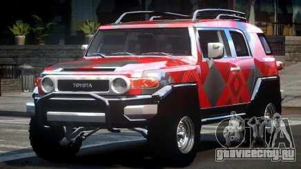 Toyota FJ Cruiser OR L5 для GTA 4