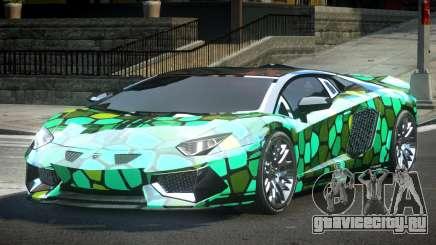 Lamborghini Aventador BS-T L8 для GTA 4