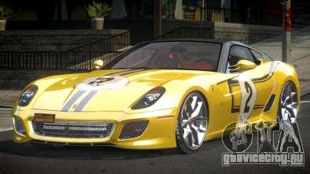 Ferrari 599 GTO Racing L9 для GTA 4