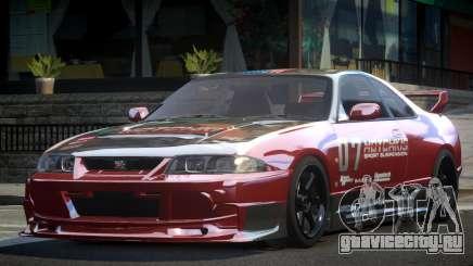1997 Nissan Skyline R33 L1 для GTA 4