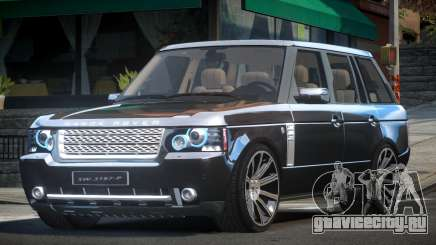Land Rover Supercharged SP для GTA 4