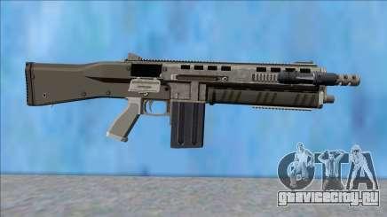 GTA V Vom Feuer Assault Shotgun Platinum V12 для GTA San Andreas