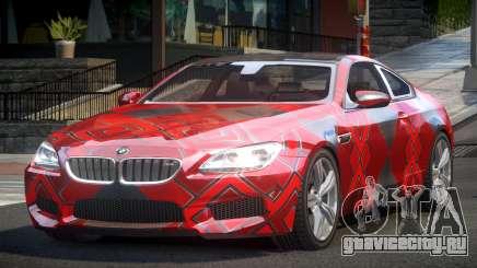 BMW M6 F13 GS PJ2 для GTA 4
