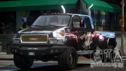 GMC C4500 TR L10 для GTA 4