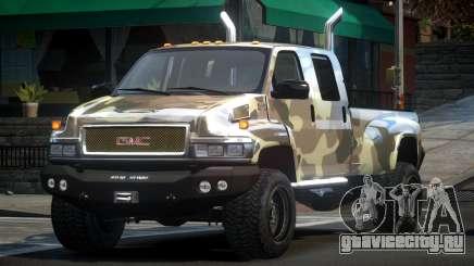GMC C4500 TR L6 для GTA 4