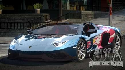 Lamborghini Aventador GS L5 для GTA 4