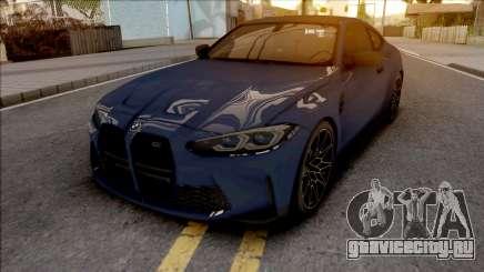 BMW M4 G82 2021 для GTA San Andreas