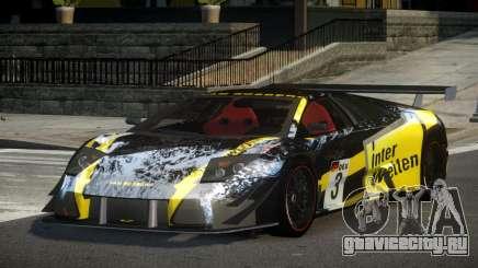 Lamborghini Murcielago PSI GT PJ3 для GTA 4
