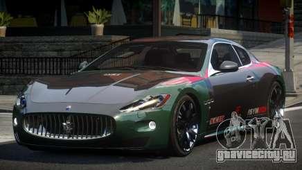 Maserati GranTurismo GS L7 для GTA 4