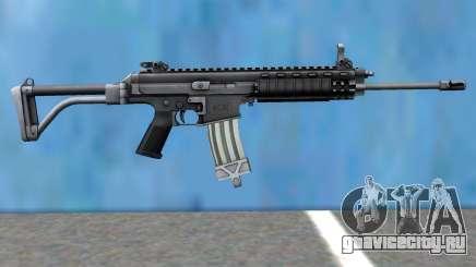 Robinson XCR Assault Rifle V1 для GTA San Andreas