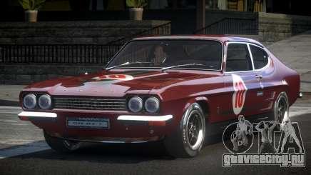 Ford Capri GST L2 для GTA 4