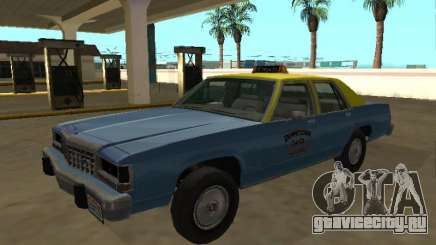 Ford LTD Crown Victoria taxi Downtown Cab Co для GTA San Andreas