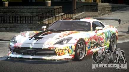 Dodge Viper Qz L8 для GTA 4