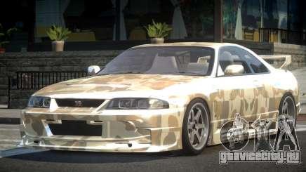 1997 Nissan Skyline R33 L4 для GTA 4