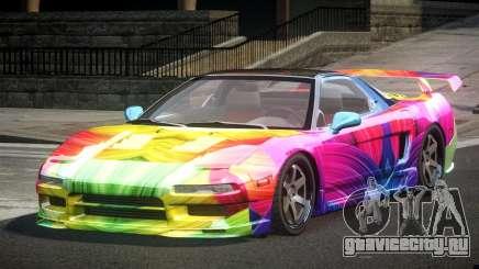 Honda NSX BS L4 для GTA 4