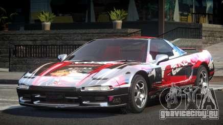 Honda NSX 90S L9 для GTA 4