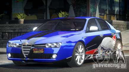 Alfa Romeo 159 GS L7 для GTA 4