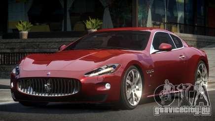 Maserati GranTurismo GS для GTA 4