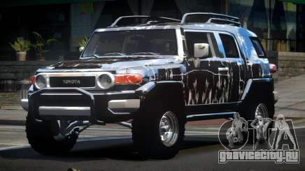 Toyota FJ Cruiser OR L8 для GTA 4