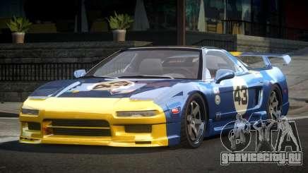 Honda NSX BS L9 для GTA 4