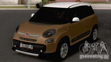 Fiat 500L Trekking для GTA San Andreas
