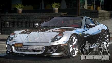 Ferrari 599 GTO Racing L2 для GTA 4