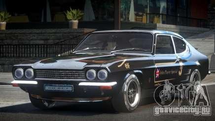 Ford Capri GST L10 для GTA 4