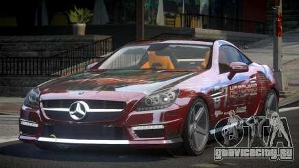Mercedes-Benz SLK GST ES L4 для GTA 4