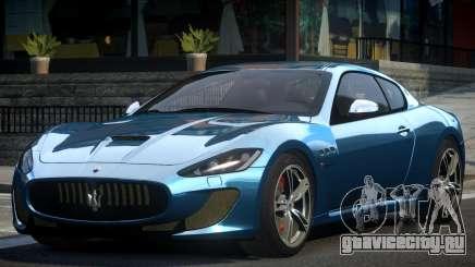 Maserati Gran Turismo PSI для GTA 4