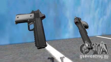 GTA V Heavy Pistol для GTA San Andreas