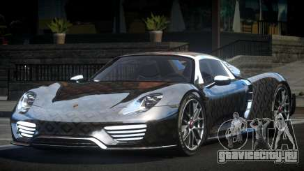 Porsche 918 Spyder SR L10 для GTA 4