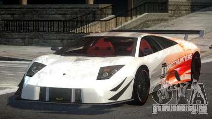 Lamborghini Murcielago PSI GT PJ1 для GTA 4